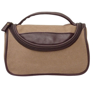 Goodhope Arlington Canvas Cosmetic Bag