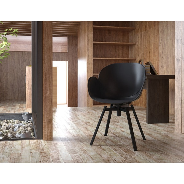 Spencer Black Chair Set