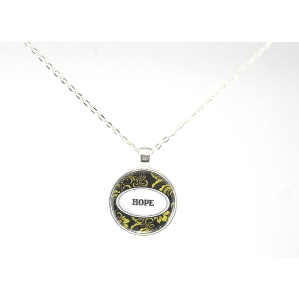 "Be The Envy ""Hope"" Necklace"
