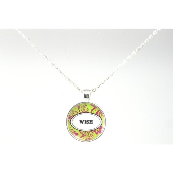 "Be The Envy ""Wish"" Necklace"