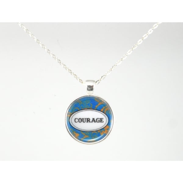 "Be The Envy ""Courage"" Necklace"