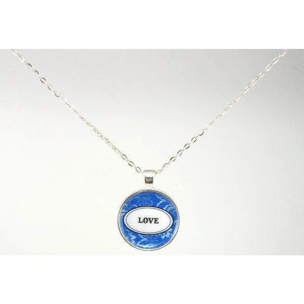 "Be The Envy ""Love"" Necklace"