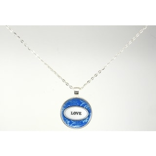 """Be The Envy """"Love"""" Necklace"""