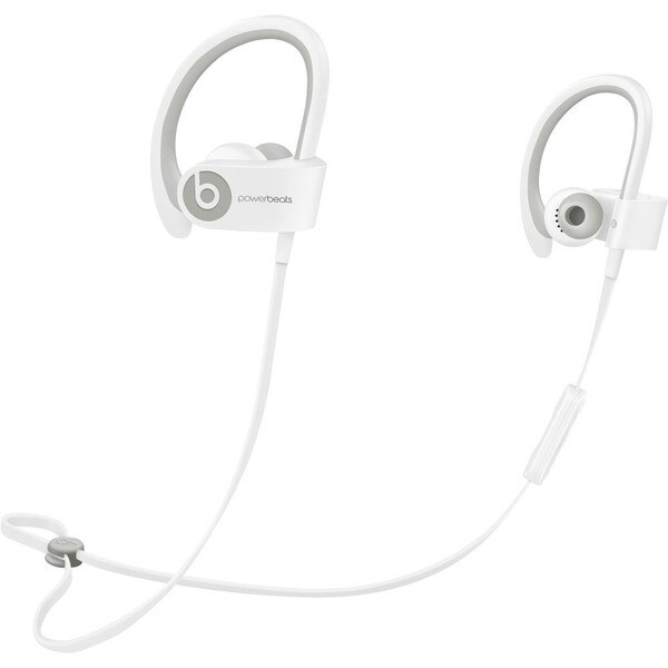 Beats by Dr. Dre Powerbeats2 Wireless Earbuds (White)