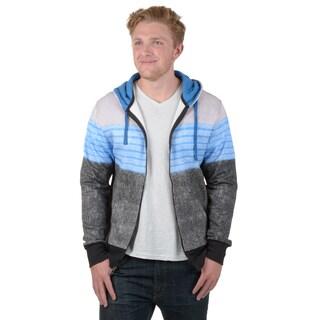 Vance Co. Men's Knit Zip-up Hoodie