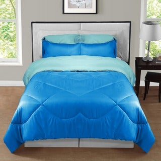 Journee Home Down Alternative Reversible Comforter