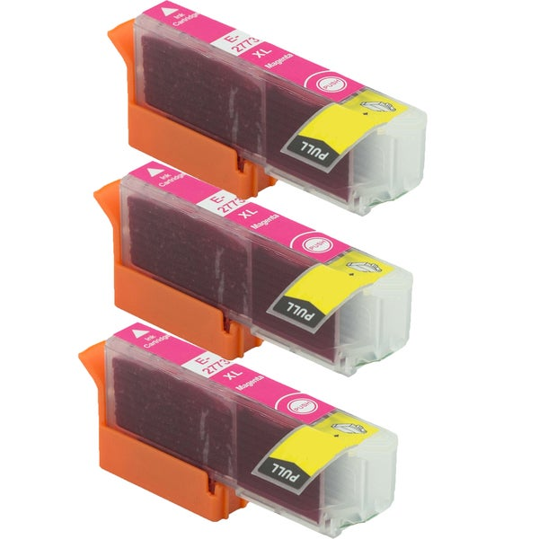 Epson T2773 Magenta Compatible Inkjet Cartridge for Epson XP-850 XP-950 (Pack of 3)