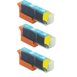 Epson T2775 Light Cyan Compatible Inkjet Cartridge for Epson XP-850 XP-950 (Pack of 3)