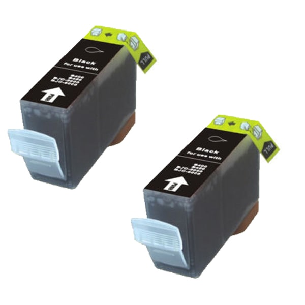 Canon CAN-TY3/3eBK Compatible Inkjet Cartridge for Canon S400 S450 (Pack of 2)
