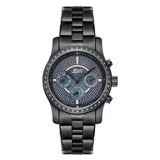 Vixen Women's J6327E Swiss Chronograph Diamond Watch