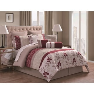 Eve 10-piece Reversible Comforter Set