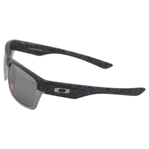 Oakley TwoFace OO9189-14 - Polished Black/Chrome Iridium Polarized