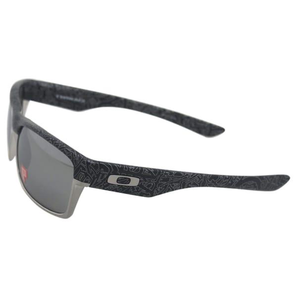 Oakley TwoFace OO9189-14 - Polished Black/Chrome Iridium Polarized