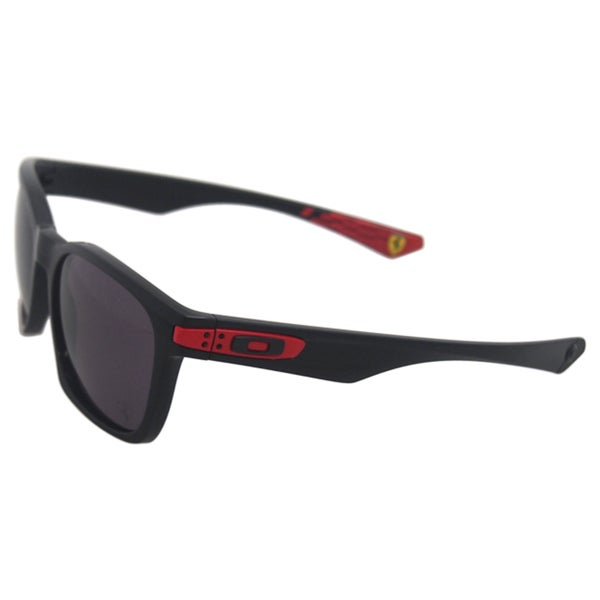 Oakley Scuderia Ferrari Garage Rock OO9175-34 - Polished Black/Warm Gray