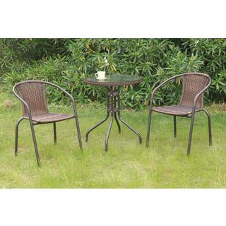 Bolinas Cool Bronze 3-piece Set