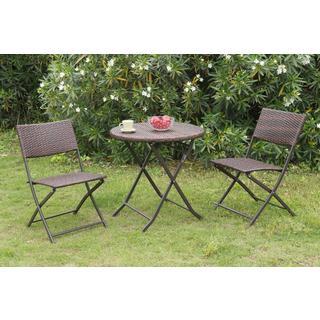 Bolinas Etiquette Bronze 3-piece Set