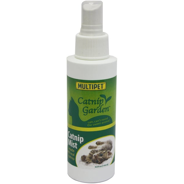 Multipet Catnip Garden 4-ounce Mist Catnip 16080724