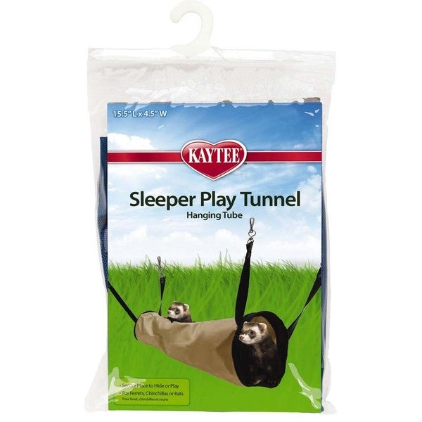 KAYTEE Sleeper Play Tunnel for Small Animals