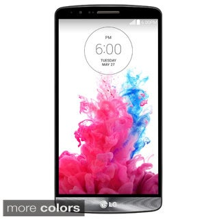 LG G3 D851 32GB T-Mobile Unlocked GSM 4G LTE Quad-HD Android Phone