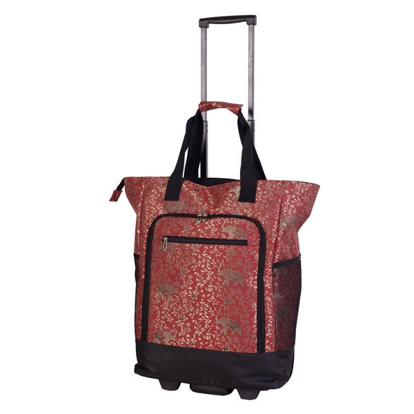 American Flyer Red Graphic Super Shopper