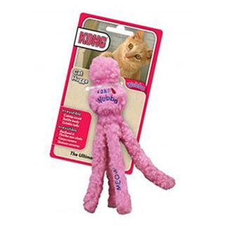 KONG Hugga Wubba Cat Toy