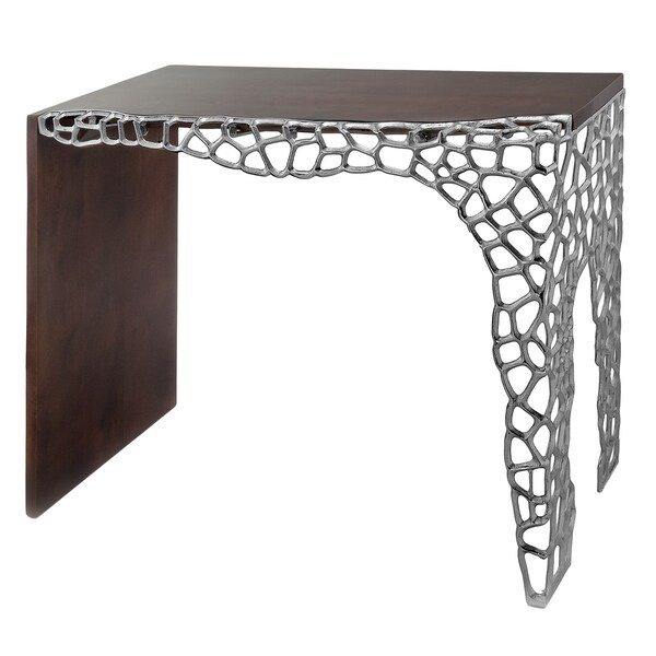 OM Colmena Honeycomb Console Table
