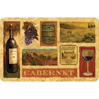 Indoor Cabernet Kitchen Mat (22x34)