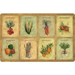 Indoor Veggie Panels Kitchen Mat (22x34)