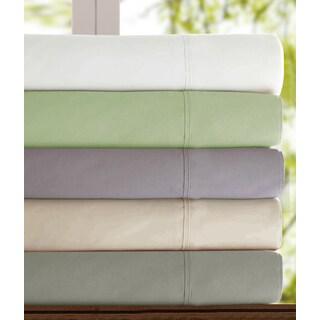 700 Thread Count Luxury Sateen Blend 4-peice Sheet Set