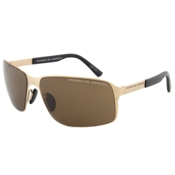 Porsche Design P8565 B Sunglasses - Gold Frame