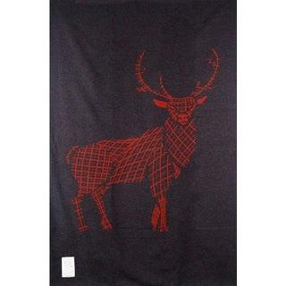 Woolrich Treverton Elk Throw