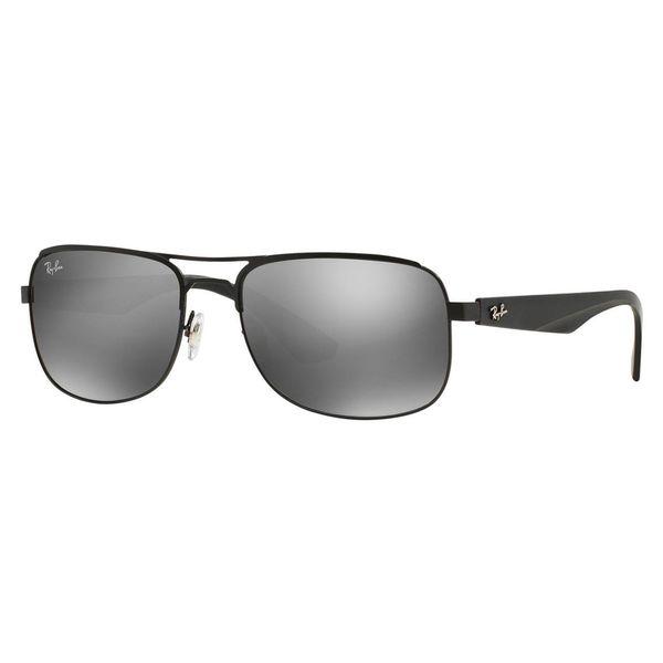 Ray-Ban RB3524 006/6G Black Aviator Sunglasses