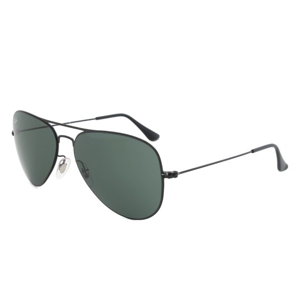 Ray-Ban RB3513 153/71 Black Aviator Sunglasses