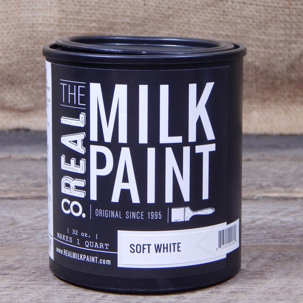 Soft White Milk Paint (1-quart)