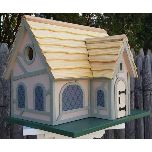 Fairy Tale Cottage Bird House