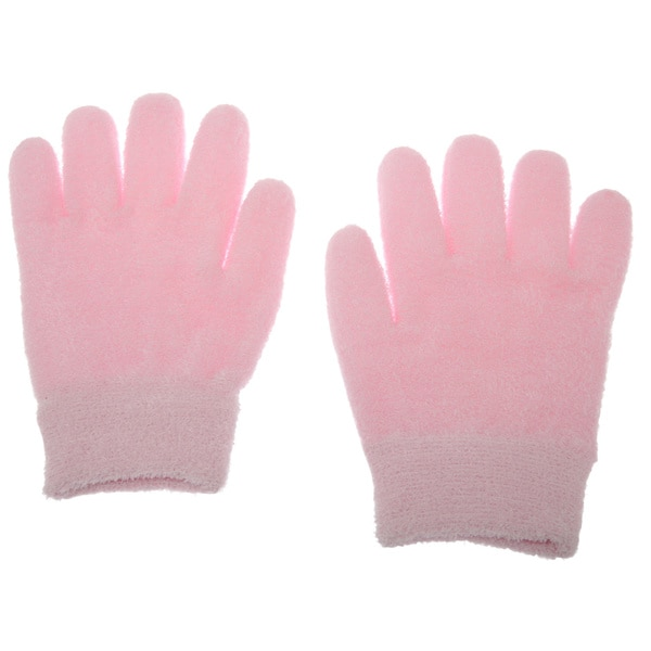Feather Yarn Gel-lined Moisturizing SPA Gloves,