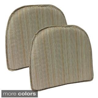 The Gripper Delightfill Chair Cushion Harmony (Set of 2)