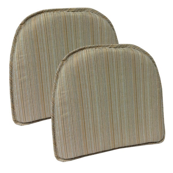 The Gripper Delightfill Chair Cushion Harmony Set of 2  : The Gripper Delightfill Chair Cushion Harmony Set of 2 7489bbe1 4851 43a6 a60c 4a0130fd263e600 from www.overstock.com size 600 x 600 jpeg 82kB
