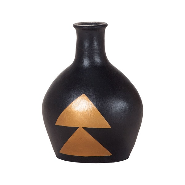 Dimond Home Golden Direction Hand-painted Jug