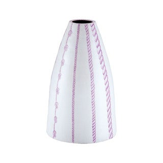 Dimond Home Radiant Orchid Ropes Vase
