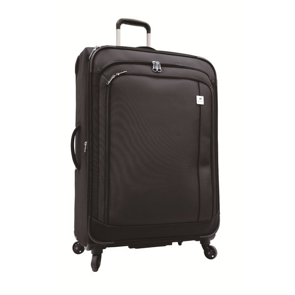 Samboro Feather Lite Lightweight Luggage 28-inch Expandable Spinner Suitcase