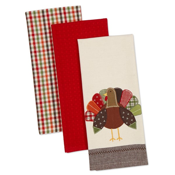 Turkey Dishtowel (Set of 3)