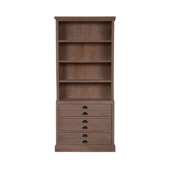 Eagle Traditional Natural Bookcase Base