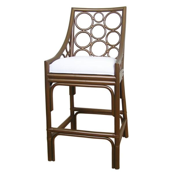 Davenport Casual Brown Counterstool