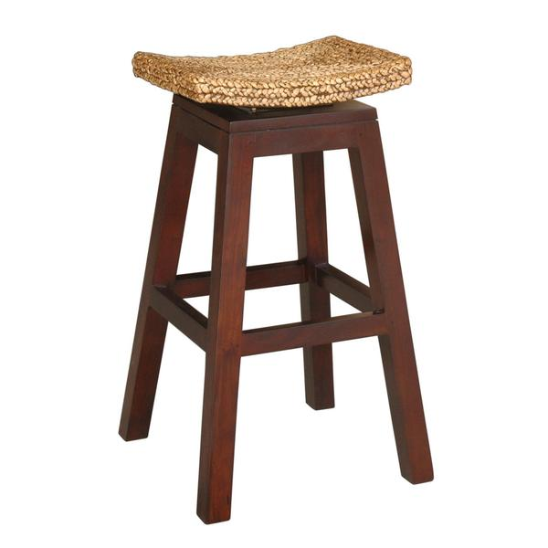 Prairie Casual Tan Natural Counter Stool