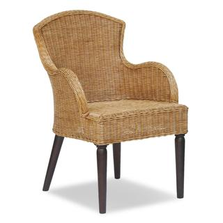 Seneca Casual Tan Chair