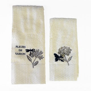Saturday Knight Jardin 2-Piece Towel Set