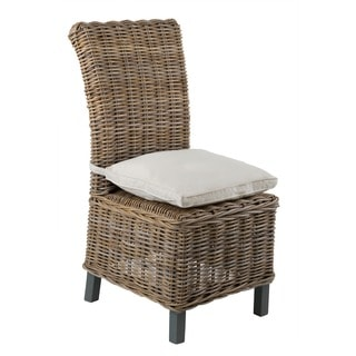 Shelton Casual Grey Textured Chair