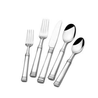 St. James La Sarre Flatware 18/10 Stainless Steel 40-piece Set