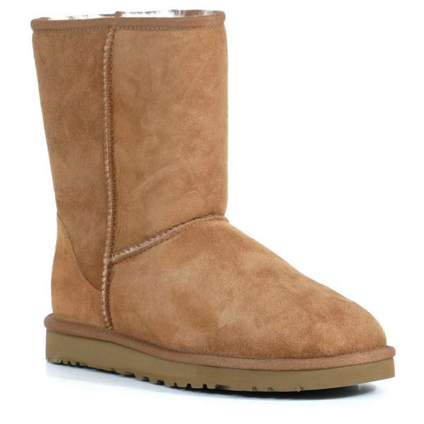 Ugg Women's Chestnut Classic Short Boots